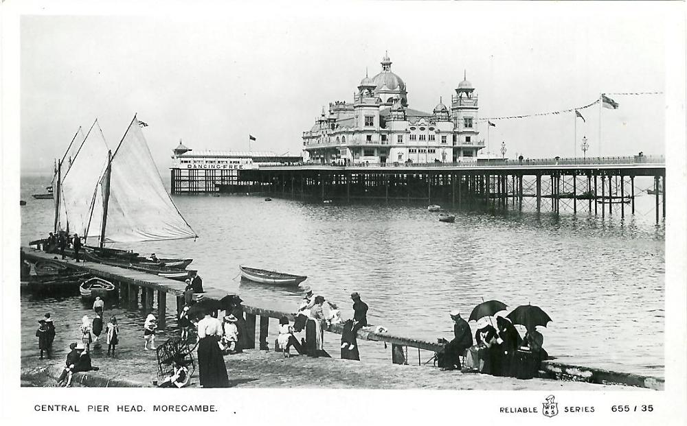 Postcards of Morecambe and Heysham